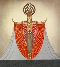 Lithograph Vintage Fashion Art Prints