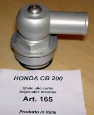 Honda CB200 Cappellini #165 alloy racing crankcase adjustable position breather*