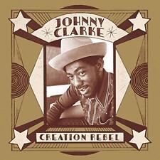 Johnny Clarke Creation Rebel 2 X Vinyl LP