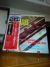 THE BEATLES,PLEASE PLEASE ME JAPANESE AUDIOPHILE COPY APPLE RECORDS # EAS 80550