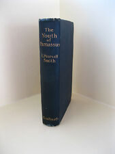 The Youth of Parnassus and Other Stories by Logan Pearsall Smith - First Edition