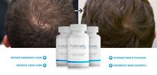 2 x FOLLICLERX  Promote Healthy Hair Growth-Follicle RX Advanced Hair Growth