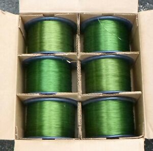 Phelps Dodge SY Bondeze* 1 Green Bondable Magnet Wire, 25 AWG, 60.0 lbs.