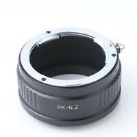 PK-NZ Lens Adapter for Pentax PK K Mount Lens to Nikon Z Mount Camera