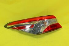 🍂 18 19 20 Toyota Camry L LE Left Driver Tail Light Lamp OEM *A+ CONDITION*