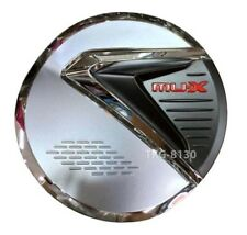 CHROME FUEL CAP DOOR COVER FITT FIT FOR ISUZU MU-X MU X SUV 2014-2017