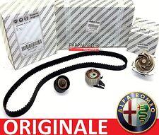 KIT CINGHIA DISTRIBUZIONE +POMPA ACQUA ORIGINALE ALFA ROMEO 147 1.6 T Twin Spark