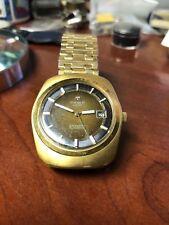 Nice Running Vintage Men's TISSOT SEASTAR Automatic Wrist Watch
