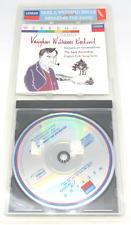 Vaughan Williams Fantasia Lark English Folk Song London Longbox CD Brand New