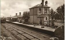 More details for cliffe near rochester. railway station by e.bentley, cliffe.
