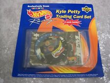 Kyle Petty Hot Wheels Trading Card Set 1997 Upper Deck Toys R Us