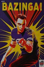 JIM PARSONS - A3 Poster (42 x 28 cm) - The Big Bang Theorie Clippings Sammlung
