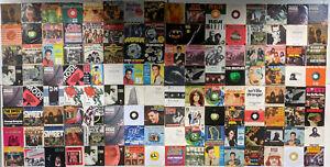 """270x Vinyl Single 7"""" Sammlung Konvolut - Beatles, Kraftwerk, Depeche Mode u.a..."""
