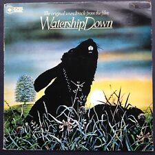 Watership Down película puntuación Ost Lp Angela Morley Richard Adams Mike Batt Garfunkel