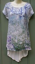NEXT tunic top size 8