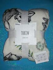 Primark Disney Bambi Fleece Blanket Thumper Soft Cosy Gift Baby