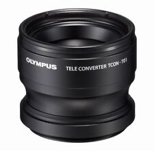 From Japan   OLYMPUS TCON-T01 Teleconverter 1.7x for TG-1 TG2 F/S  Trackable