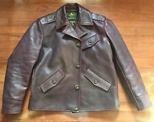 Fortune-hunter Jacket By Simmons Bilt Leather Horween Horsehide Handmade RJL LTD