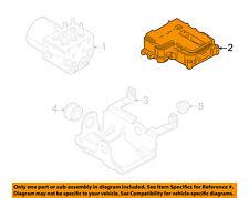 GM OEM Anti-lock Brakes-Control Module 15212923