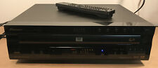Pioneer ELITE DV-C36 DVD/CD 5-Disc Player w/ Remote, Tested - Works Great