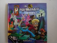 The Pagemaster: Lift-a-flap Storybook by , Good Used Book (Hardcover) FREE & FAS