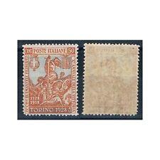 IT6170 - 1928 Emanuele Filiberto 50cent nuovo fondo spostato