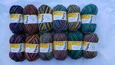 12 x 100 gr. Sockenwolle/Strumpfwolle Regia Springtime Color   !!! Neu !!!!