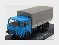 Jzs Jelcz 315 Truck Telonato 1966 Bluette Light Brown EDICOLA 1:43 ED7167119 MMC