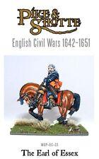 WARLORD GAMES-LUCCIO & shotte NUOVO CON SCATOLA Earl of Essex