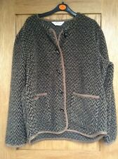 orvis Fleecy Jacket Sz Large 14-16