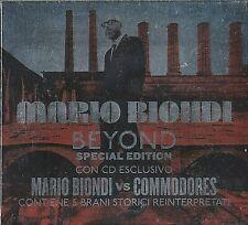 2 CD Box Set MARIO BIONDI • BEYOND SPECIAL EDITION • VS COMMODORES nuovo sigilla