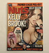 NUTS MAGAZINE | AUGUST 2012 | KELLY BROOK | RHIAN SUGDEN | LUCY COLLETT | RARE