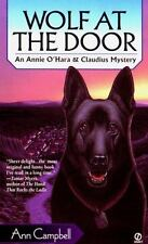 Wolf at the Door (Annie O'Hara & Claudius Mysteries) by Campbell, Ann