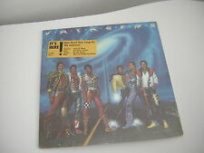 THE JACKSONS LP VICTORY FACTORY SEALED 1984 W/HYPE STICKER MICHAEL JACKSON