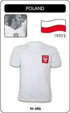 COPA POLEN RETRO TRIKOT 70er Jahre kurzarm Fußball - Trikot