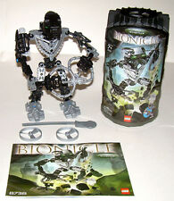 Lego Bionicle Toa Hordika Whenua (8738) (2005) Complete with Box & Instructions