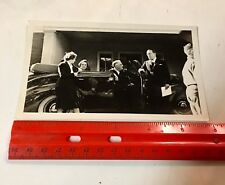 SCARCE Candid Photo Franklin & Eleanor Roosevelt  Automobile Photograph