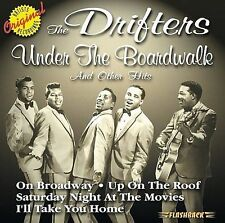 Under the Boardwalk & Other Hits 1997 by The Drifters *NO CASE DISC ONLY*