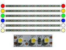 S648 - Surtido 6x LED Iluminación de 20cm 6 FARBEN 144 LED FERIA MERCADO CASAS