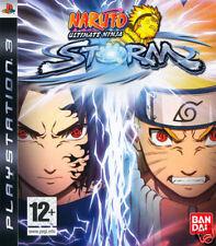 Videogame Naruto - Ultimate Ninja Storm PS3