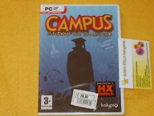 CAMPUS x PC DVD  * NUOVO *  edz. ITALIANA   STUPENDO!