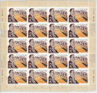 Canada 1998 #1761 MNH VF Full Sheet = Human Rights
