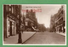 High Street looking South Lincoln RP pc unused Milton Ref H462