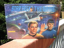 Vintage 1992 Star Trek The Game Collectors Edition By Classic Games~Sealed