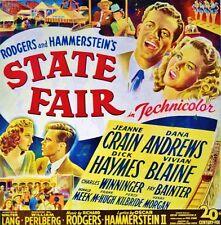 'State Fair  '  FILM POSTER  FRIDGE MAGNET