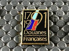 PINS PIN BADGE ARMEE MILITAIRE DOUANE FRANCAISE