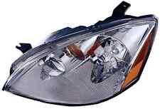 New Left driver headlight head light fit for 2002 2003 2004 Altima Sedan