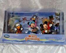 Disney Mickey's Christmas Carol Figure Play Set (6 Figures) New
