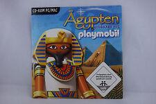 PC CD-ROM Ägypten entdecken mit playmobil - für Kinder - NEU original versiegelt