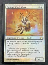 MTG Magic The Gathering Kataki Wars Wage Modern Masters FOIL HP